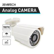 700TVL CCTV Night Vision Security 24 LED IR Sony Effio-E CCD / CMOS Outdoor Bullet Camera Video Analog Cam