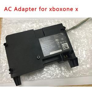 Image 1 - Блок питания для Xbox One X, оригинальный адаптер питания для XBOX ONEX X, внутренняя батарея, адаптер питания 1815