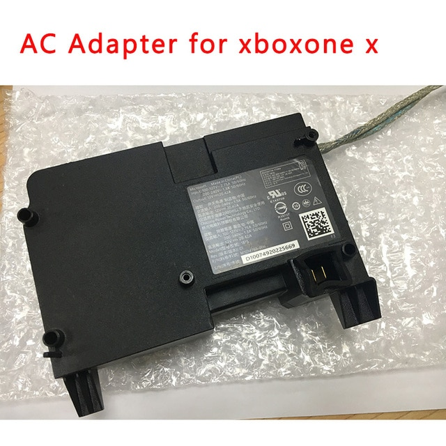 Блок питания для Xbox One X, оригинальный адаптер питания для XBOX ONEX X, внутренняя батарея, адаптер питания 1815