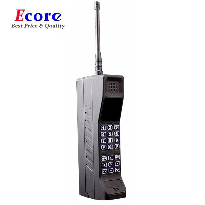 Retro GSM Mobile Phone X18 Antenna Good Signal Power Bank Extroverted FM Bluetooth Flashlight GPRS Telefones Celulares No Camera