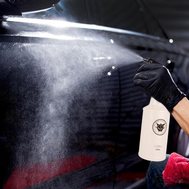 800ML Adjustable Head Sprayer Plastic Spray Bottle Professional Acid And Alkali Resistant Car Wash Tools
