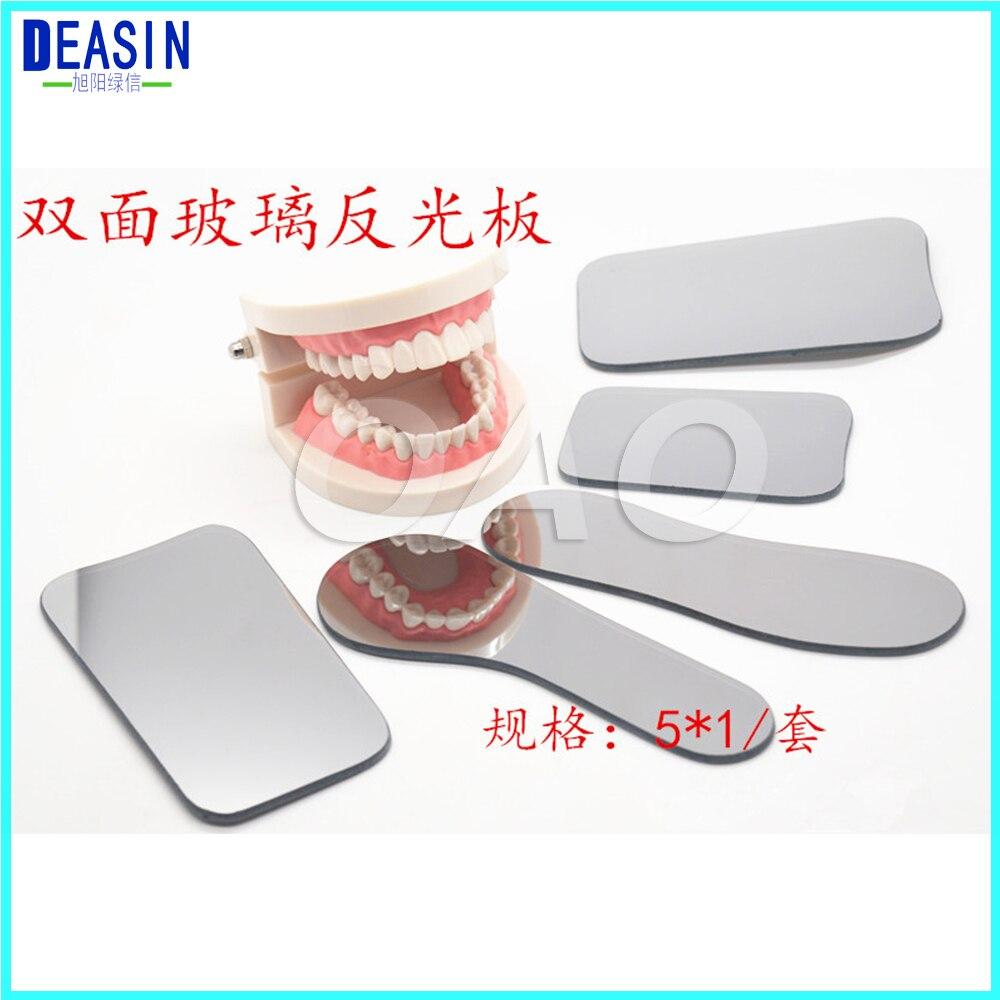 2018 laboratorio Dental productos de dentista Oral clínica de acero inoxidable Reflector de espejo fotográfico