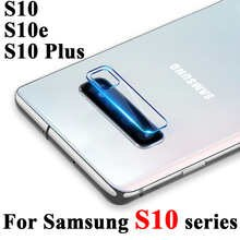 2 шт. Защитное стекло для объектива камеры для samsung galaxy s10 plus s10e S 10 10e 5g 4g защита для экрана телефона закаленная защитная пленка