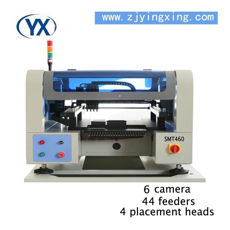 China de alta precisión de bajo costo pcb cnc máquina de perforación SMT460