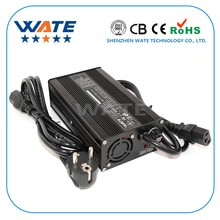 WATE 84V2A chargeur 20 S 72 V e-bike Li-ion batterie chargeur intelligent Lipo/LiMn2O4/LiCoO2 chargeur de batterie large tension