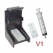 CEYE – kit de recharge de cartouche dencre pour CANON IP1880 IP1900 IP1980 IP2200 CISS CIS, pince doutil propre, Clip dabsorption, pompage V1