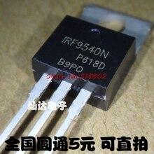 10 pcs/lot IRF9540NPBF IRF9540N IRF9540 À-220 En Stock