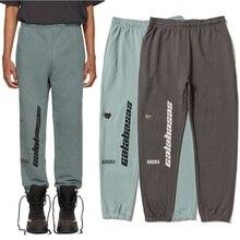 Calabasas Pantalon Saison 5 pantalons de Survêtement Hommes Femmes Kanye West Joggeurs Streetwear Hip Hop Pantalon Cordon OVERSIZE Calabasas Pantalon