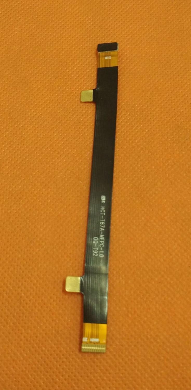 "Tablero pequeño Original del enchufe del USB a la placa base FPC principal para Oukitel K6000 MTK6735 Quad Core 5,5 ""HD 1280x720 envío gratis"