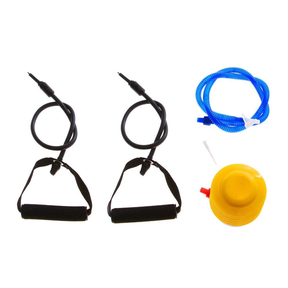 Anti-explosión ejercicio Balance de la estabilidad de la pelota de yoga fitness con bomba de aire anti-burst equilibrio bola
