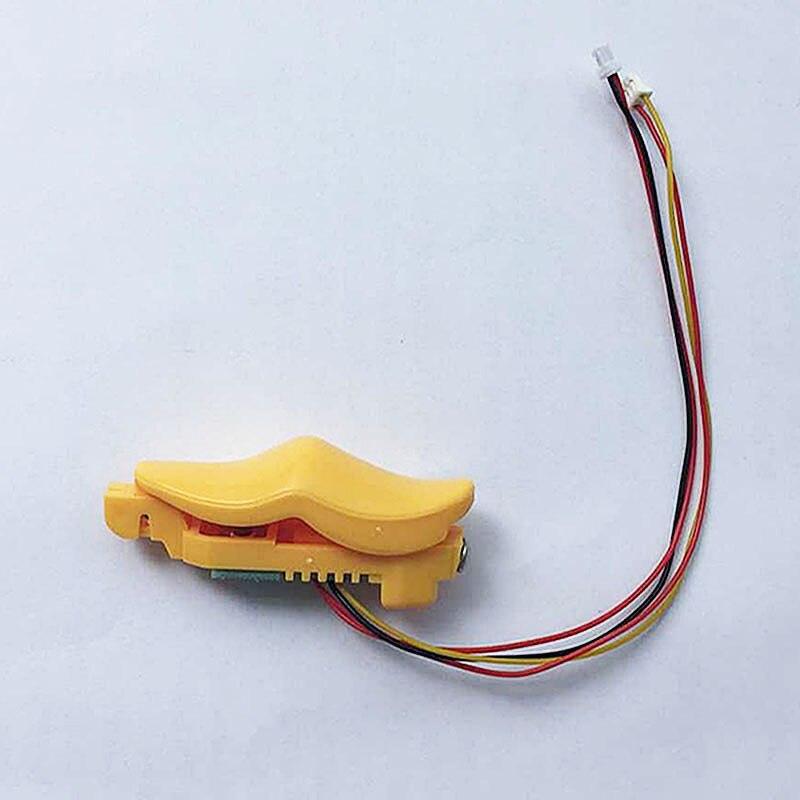 Interruptor de gatillo Compatible completo (plástico + PCB) para Motorola Symbol MC9190-G mc9190 mc9000 mc9060 mc9090 (2 pines)