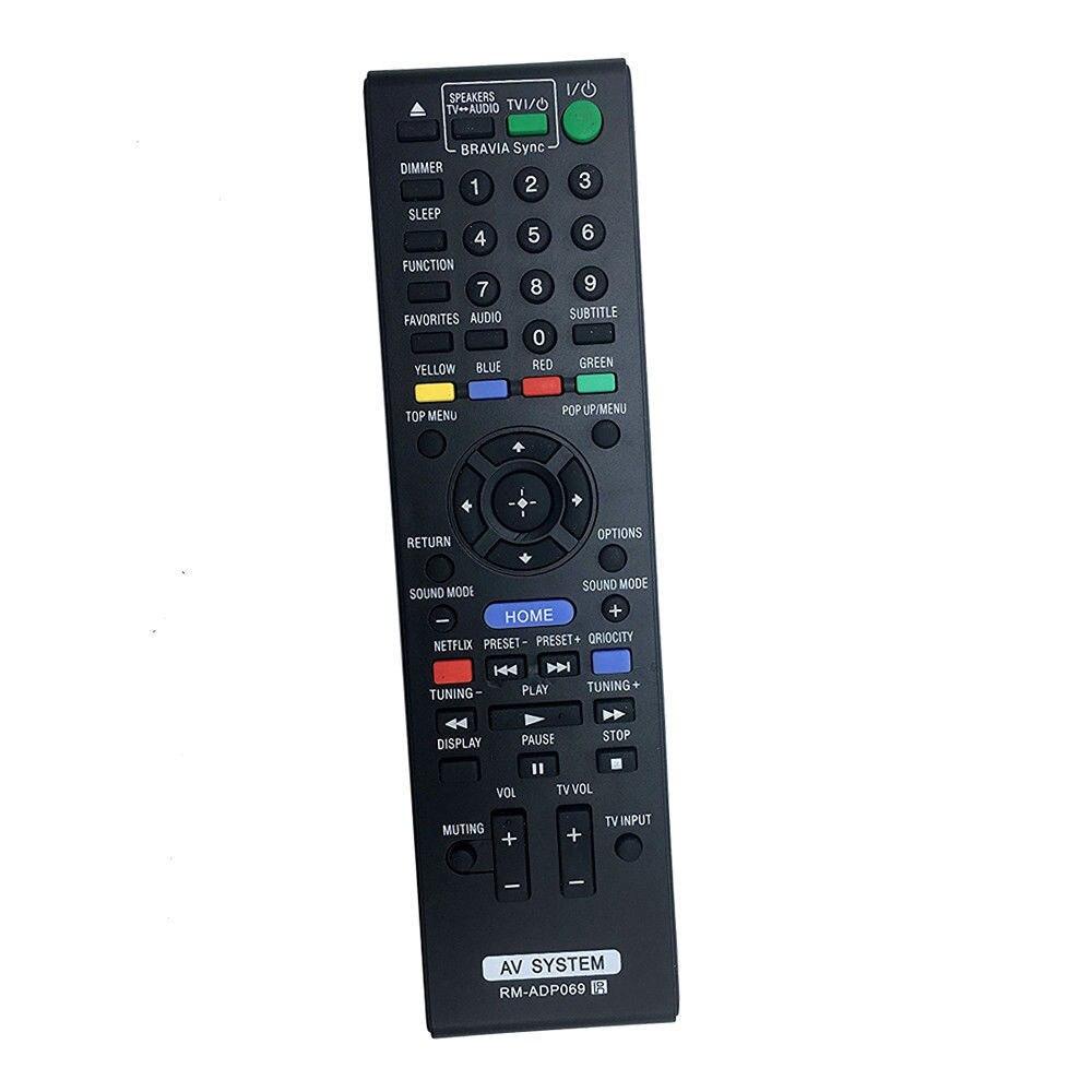 Nuevo para Sony BDV-F7 HBD-F7 BDV-E280 BDV-N890W/Z BDV-E770W BDVN790 HBD-E390 DVD sistema de cine en casa de Control remoto