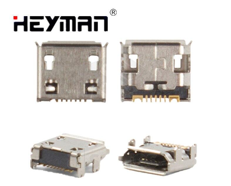 Heyman conector de carga para Samsung Galaxy Nexus S3850 C3312 C3322 C3330 C3350 C3520 C3560 C3752 C3782 E2222 E2530 I9250