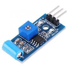 Liquid Level Sensor Normal Close Type Motion Sensor Vibration Switch Alarm Module 3.5-5V Float Switch