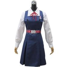 Tamako marché Kitashirakawa Tamako uniforme scolaire cosplay lolita robe marin t-shirt kawaii costume