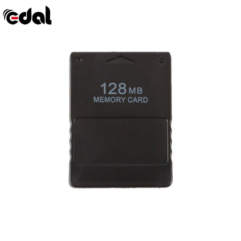 Tarjeta de memoria Universal de 128 MB para guardar datos de juego módulo para Sony PS2 para PS para Playstation gran oferta