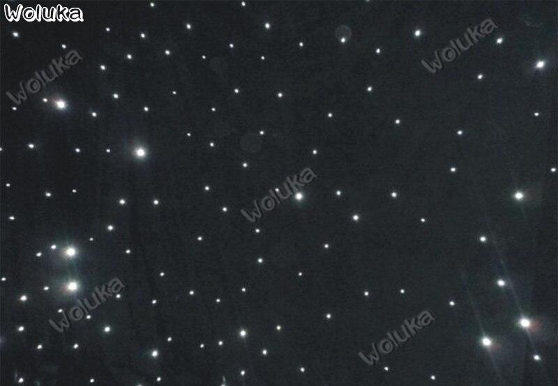 Светодиодная Свадебная сценическая планка YY якорь фон занавеска со звездами