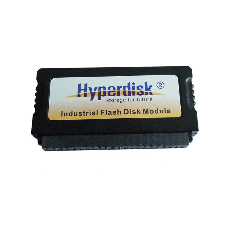 Industrial IDE 44-Pin DOM SSD 4GB/8GB/16GB/32GB/64GB DOM MLC Disk On Module Industrial IDE Flash Memory 44 Pins dom no