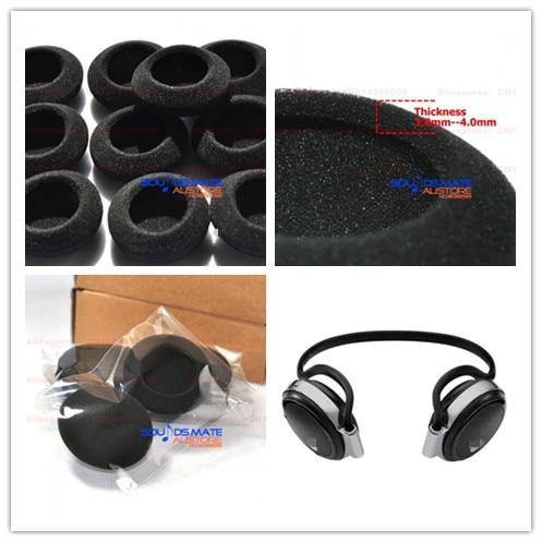 5 Pairs Replacment Foam Ear Pad Cushion Cover For Motorola S305 Bluetooth Wireless Headset Headphones