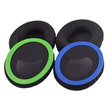 Nouveau oreillettes de remplacement coussin oreillettes oreillettes pour Kingston HyperX nuage Stinger casque de jeu sans fil casque
