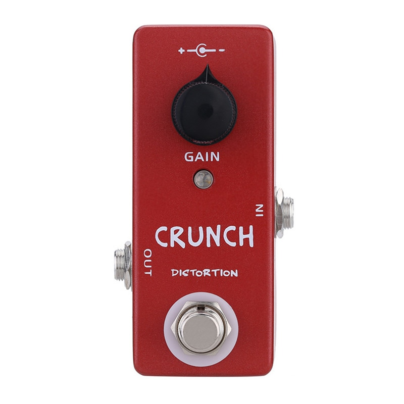Moskyaudio Mini Guitar Effect Pedal  Overdrive, Compressor,distortion, boost, Buffer pedals enlarge