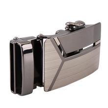 Mode Luxe Lichtmetalen Automatische Gespen voor mannen Lederen Taille Riem A302