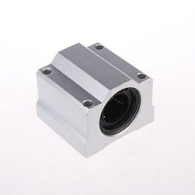 SC6/8/10/12/16/20/25/30UU SCS6/8/10/12/16/20/25/30UU de rodamiento lineal movimiento de 1PC