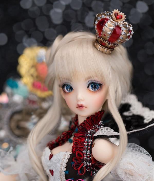 Muñeca BJD SD 1/4 chloe mio boy girl muñeca articulada ojos libres alta calidad
