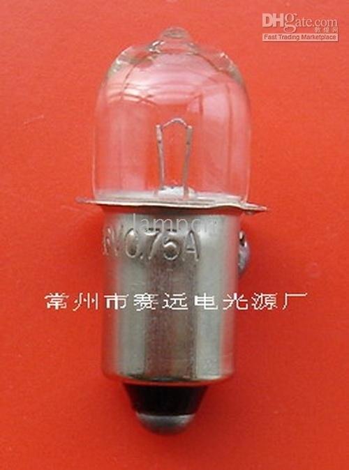 Good!miniature lamp d13.5s 6v 0.75a a019 sellwell lighting