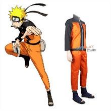 Naruto Cosplay Kostüme Anime Naruto Outfit Für Mann Zeigen Anzüge Japanischen Cartoon Kostüme Naruto Mantel Top Hosen Erwachsene