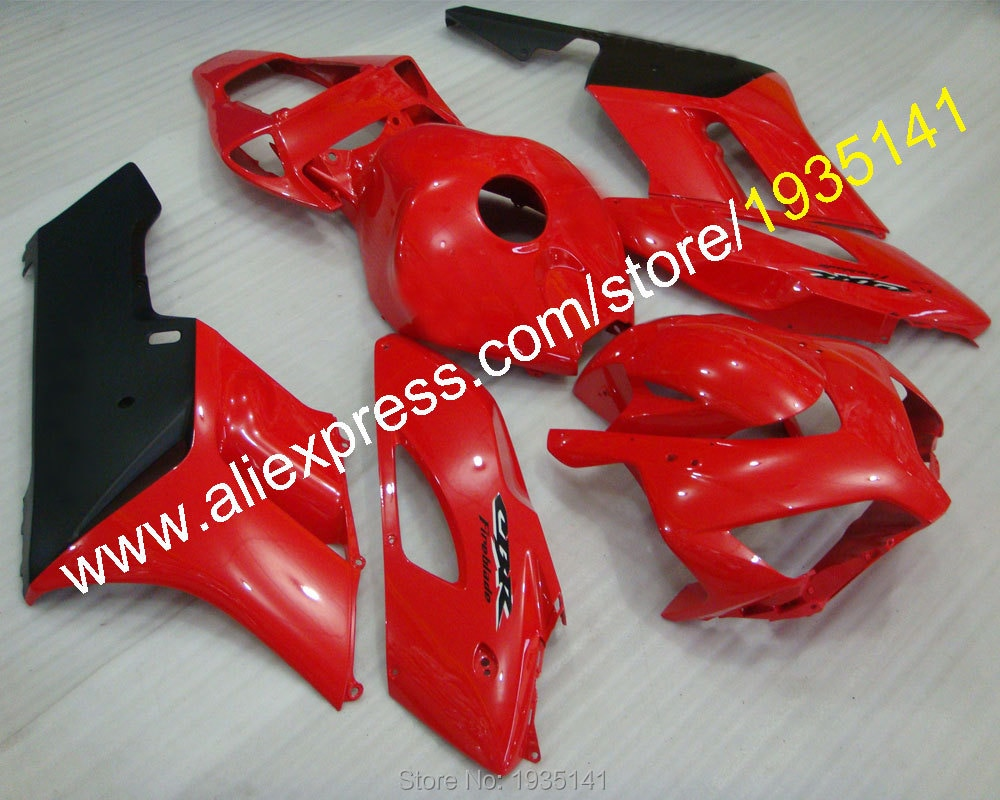 Carpette de carrosserie pour Honda CBR1000RR   Moulage par Injection, à la mode, pour Honda CBR1000RR 2004 2005 CBR 1000RR CBR1000 04 05
