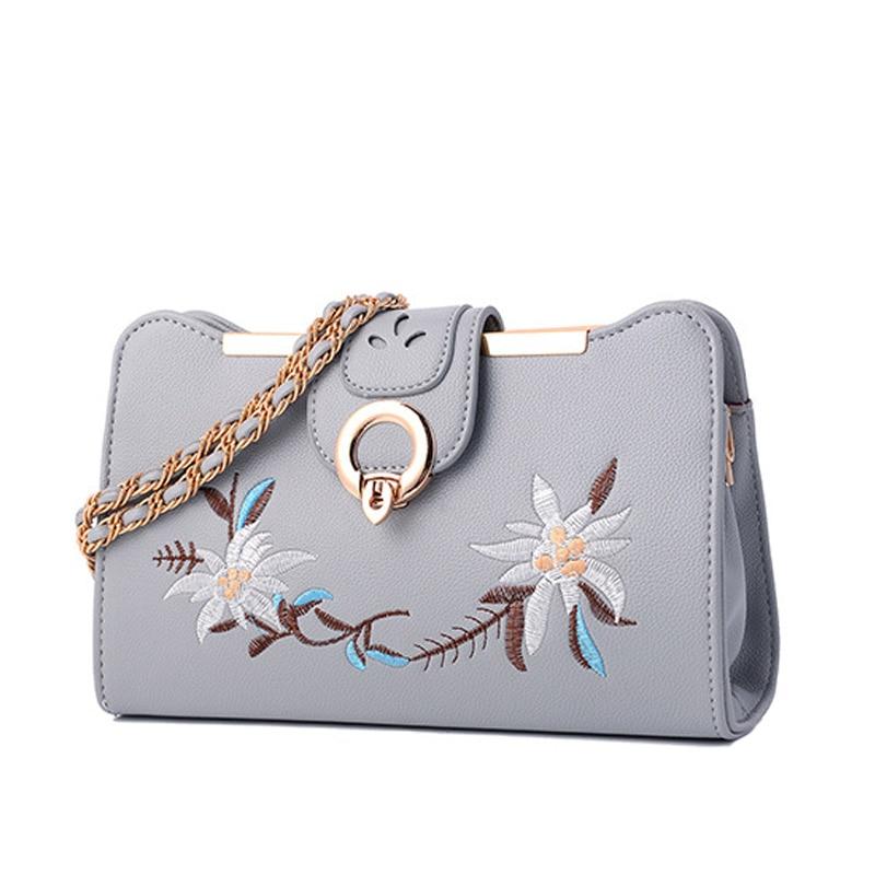 Новая модная Высококачественная сумка мессенджер для женщин 2018 сумки с цепочкой