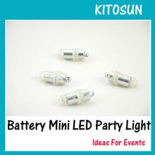 50 LED Wasserdichte Ballon/Papier Laterne Licht