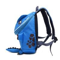 Рюкзак с объемным динозавром #1