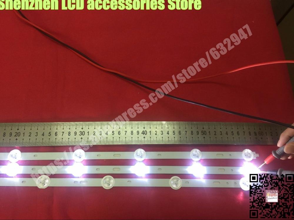 3 шт./лот SVS320AD7 SVS320AD7_6LED Артикул 32-дюймовый световой экран LTA320AP33 32vle5304gb (1 комплект = 2 шт. 7LED + 1 шт. 6LED)
