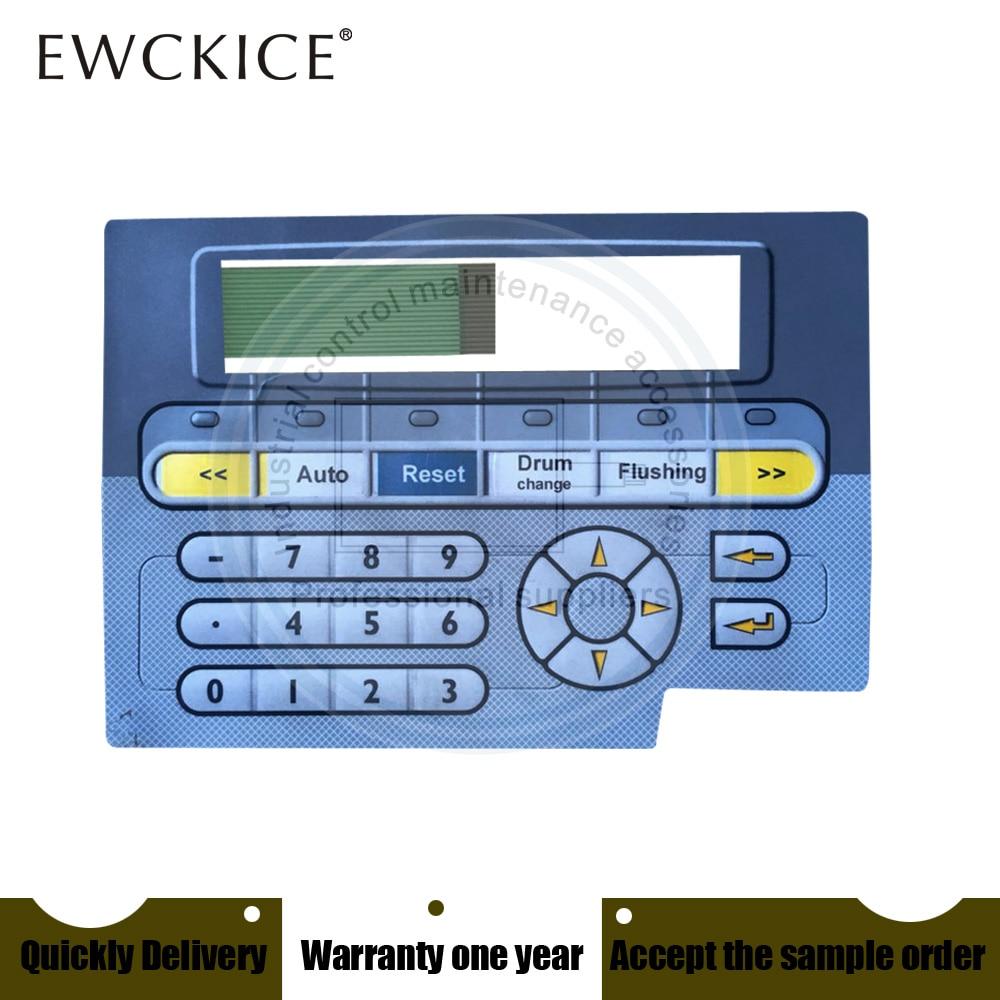 NEW E207750 EXTER K10m HMI PLC Membrane Switch keypad keyboard