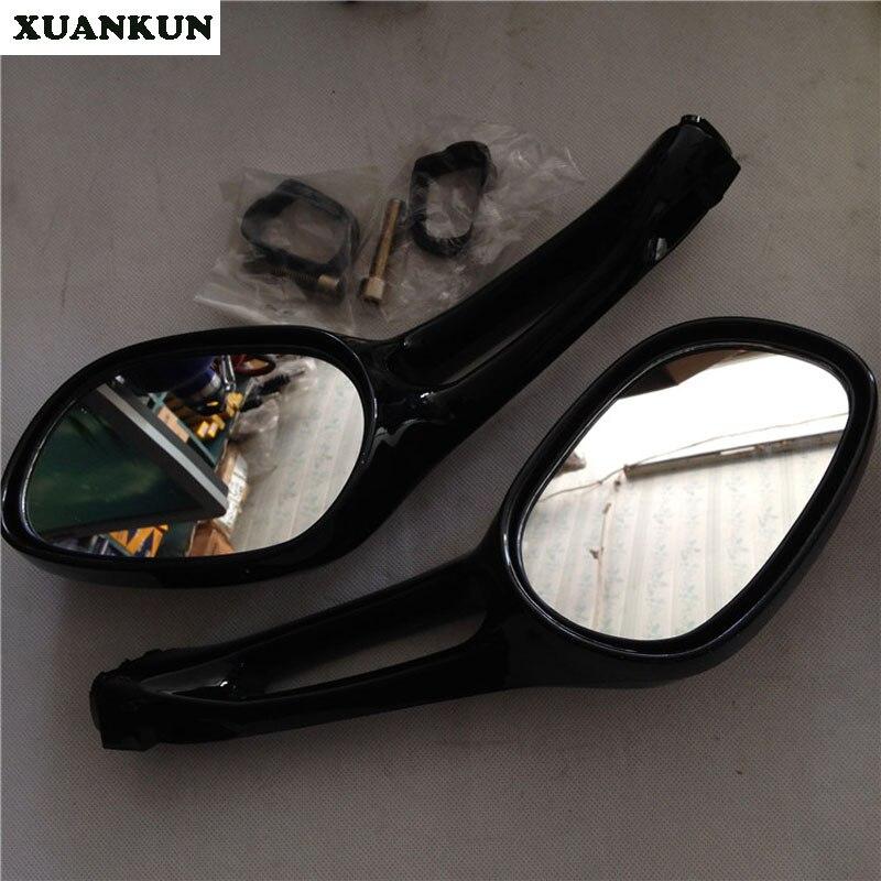 XUANKUN HS125T HS125T-2 espejo retrovisor 150 espejo retrovisor Color completo
