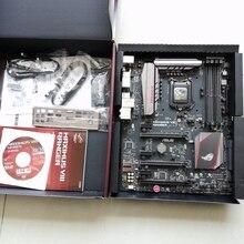 MAXIMUS VIII RANGER M8R carte mère de bureau Z170 LGA1151 DDR4 64G atxcarte mère occasion 95% nouveau