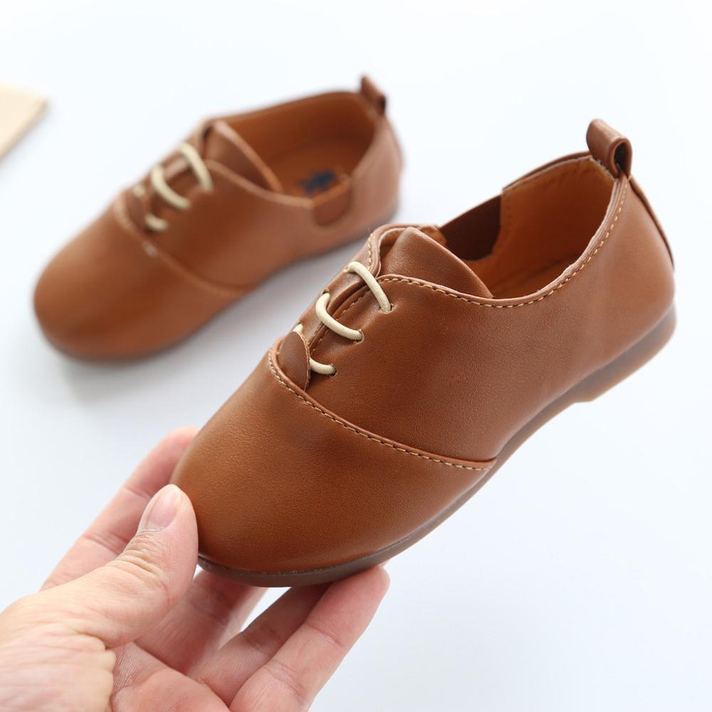 Bebé niños niñas Zapatos Caballero mocasines cómodos bohemios Casual sandalias Lofer plano niños zapatos transpirables lo más nuevo 2019