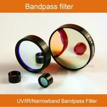 IR Bandpass Filter 850/30 nm Infrared Narrow Band Filter Universal Use Of Machine Vision Laser Instrument