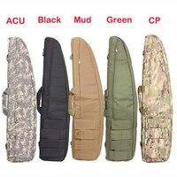 70CM/98CM/118CM Military Equipment Tactical Gun Bag Nylon Hunting Airsoft Bag Shooting Sniper Rifle Gun Case Protection Bags