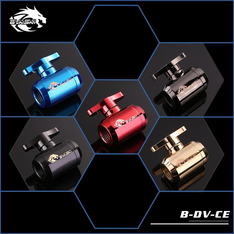 "Bykski G1/4 ""B-DV-CEV2 Mini Válvula de refrigeración por agua"