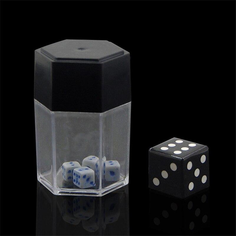 1 unidad de juguetes para trucos de magia, gran explosión, dados, primer plano, truco de magia, broma, juguete, regalo para niños