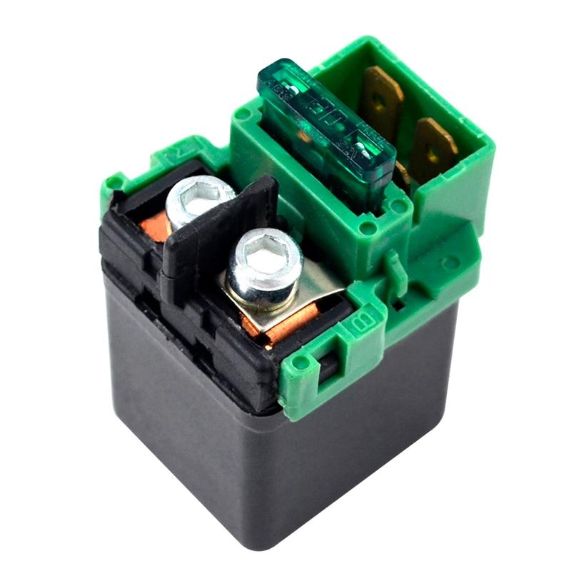 Соленоидное реле стартера для HONDA XL125V Varadero 01-03 XL650 XL 650 Transalp 00-04 XLR125 XLR 125 98-04 XRV750 93-00