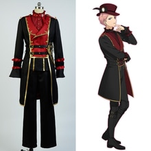 Ensemble étoiles unité Valkyrieibiki Leader Shu Itsuki Costume Cosplay Ensemble complet uniforme