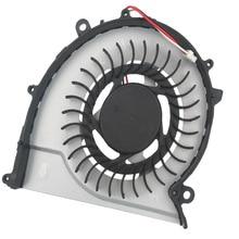 Вентилятор охлаждения для ноутбука SAMSUNG 370R4E 370R5E 450R4V 450R5V 510R5E 470R5E DFS531005FL0T, кулер для процессора