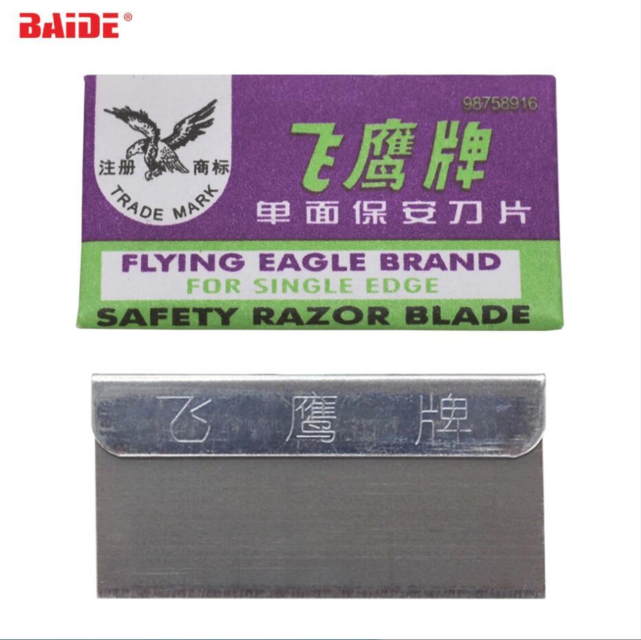 Летающий орел Безопасная бритва лезвие для ОСА клейкая наклейка удаление очистки LCD ремонтный инструмент 5000 шт./лот