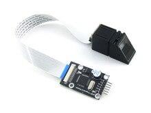 Micro huella digital de acceso óptico de alta definición de huellas dactilares módulo de reconocimiento de huellas dactilares de adquisición serie STM32