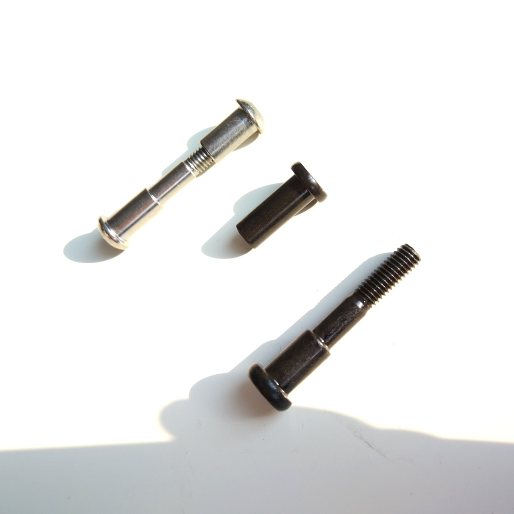 Tornillo fijo tornillo plegable tornillos con gancho para Xiaomi MIJIA M365 Scooter Eléctrico cierre Pothook