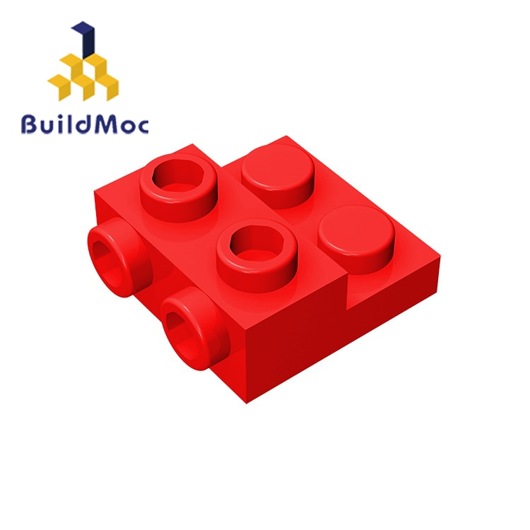 BuildMOC Compatible Assembles Particles 99206 2x2 For Building Blocks Parts DIY  Educational Creative gift Toys